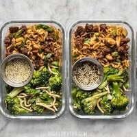 Meal Prep with OSAMP