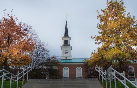 White Memorial Chapel: Roman Catholic Mass