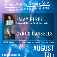 #somoswriters with Emmy Pérez and Cyrus Cassells
