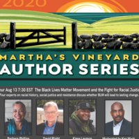 Martha's Vineyard Author Series: The Black Lives Matter Movement and the Fight for Racial Justice