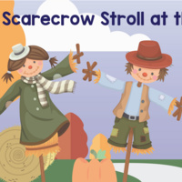 Scarecrow Stroll at the Arboretum