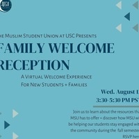 MSU Family Welcome Reception