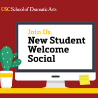 USC SDA New Student Welcome Social