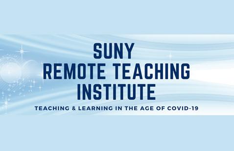 SUNY Remote Teaching Institute