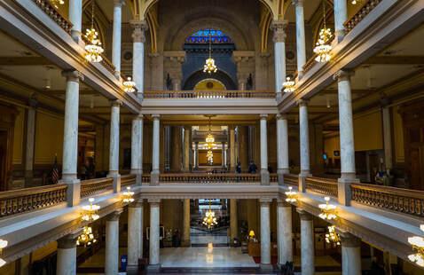 Indiana State Capital