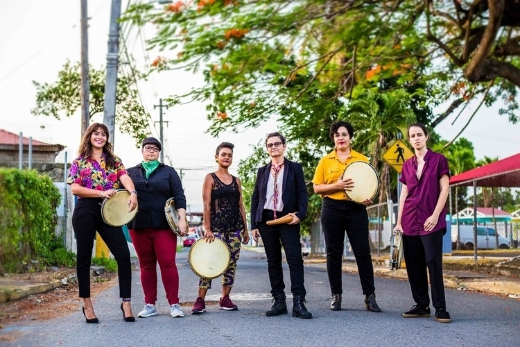 [POSTPONED] Plena Combativa Virtual Concert