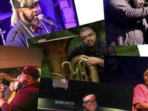 Rufus Roundtree and Da B'more Brass Factory LIVE STREAMING CONCERT