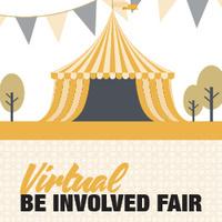 Virtual Be Involved Fair