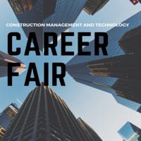 Construction Management and Technology Virtual Career Fair