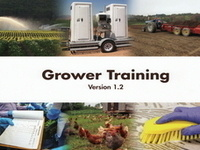Remote South Carolina Produce Safety Rule Grower Training August 25 & 26