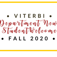 Viterbi Undergraduate New Student Welcome