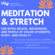 BIPOC Meditation for UCSF Community