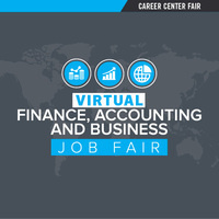 Virtual Finance, Accounting and Business Job Fair