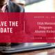 UGA Mentor Program: Alumni Kickoff Save the Date