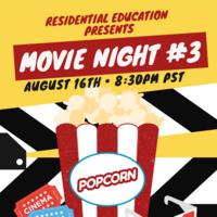 Movie Night - Netflix Party! (Aug. 16)