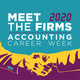 2020 Meet the Firms: Accounting Career Fair Week