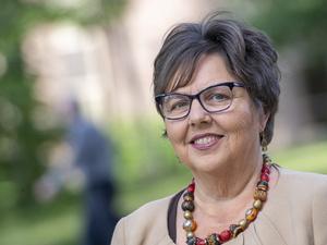 Dr. Catherine Koverola, president of Pitt-Bradford