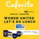 Cafecito Chat with United Way