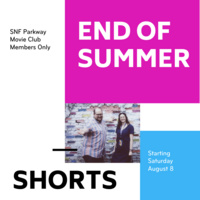 End of Summer Shorts