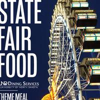State Fair Food Theme Meal