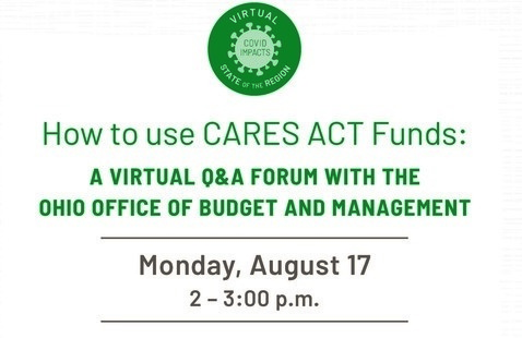 A Virtual Q&A Forum with the Ohio Office of Budget and Management