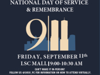 National Day of Service & Remembrance