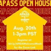 APASS Fall Open House