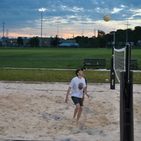 Intramural Sand Volleyball League Registration