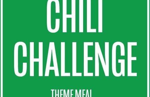 Chili Challenge Theme Meal