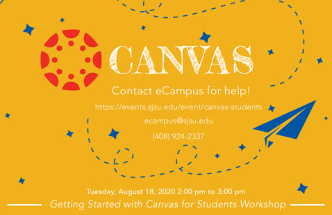 Canvas Workshop for Students