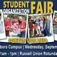 OSA SBORO   Student Organization Fair