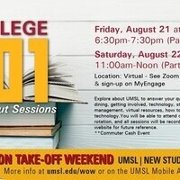 College 101: Breakout Sessions - Part 2