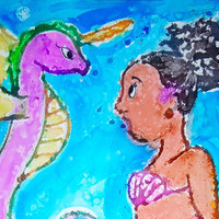 *ONLINE* Painting for Teens I