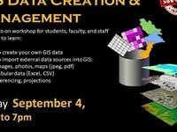 GIS Data Creation & Management (in ArcGIS Pro)
