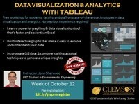 Data Visualization and Analysis with Tableau