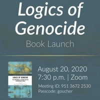 Logics of Genocide - Book Launch and Discussion