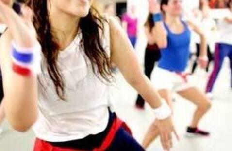 Zumba (Group Fitness Class)