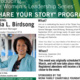 "Women's Leadership Series' ""Share Your Story"" Program: Featuring India L. Birdsong, CEO & General Manager, Greater Cleveland Regional Transit Authority"