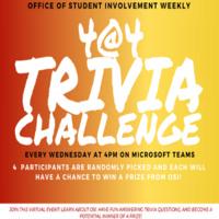 4@4 Weekly OSI Trivia Challenge