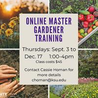 Online Master Gardener Training