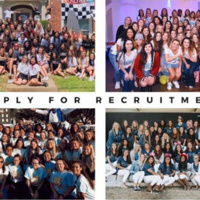 College Panhellenic Council Primary Recruitment