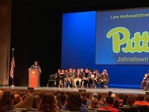 Convocation at Pitt Johnstown