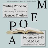 Online Build A Poem Workshop