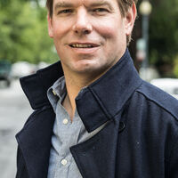 Writers LIVE! Eric Swalwell, Endgame