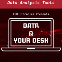 Data @ Your Desk Virtual Workshop: Intermediate/Advanced Microsoft Excel