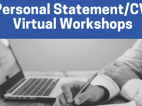 Personal Statement and CV Workshop