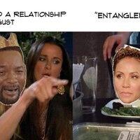 Women's Center G-Chat: Entanglements