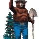 Smokey Bear and Campfire Safety