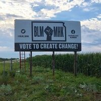 BLM-MHK Voters Registration Drive