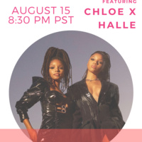 Welcome Concert featuring chloe x halle!
